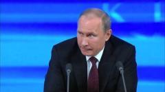 Большая пресс-конференция Путина от 19.12.2013