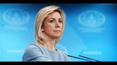 Еженедельный брифинг Марии Захаровой от 28.11.2019