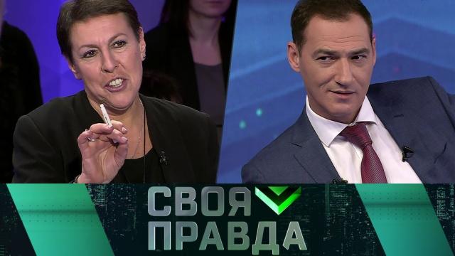 Своя правда с Романом Бабаяном 24.12.2019. Захочет ли Украина установить мир в Донбассе?