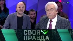Своя правда. На что рассчитывает Зеленский, устраивая провокации против России от 03.12.2019