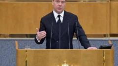Дмитрий Медведев на закрытии осенней сессии Госдумы РФ от 18.12.2019