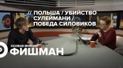 Особое мнение. Михаил Фишман 03.01.2020