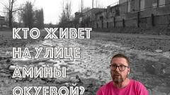 Кто живет на улице Амины Окуевой