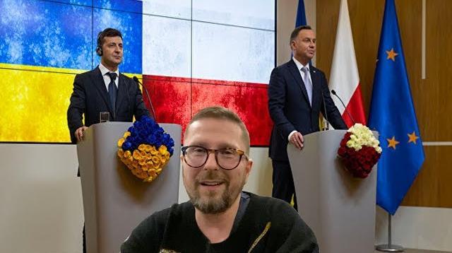 YouTube - Польша, Шептицкий, французы братья