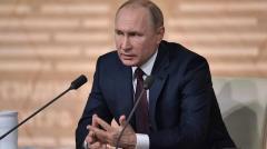 Встреча Владимира Путина с представителями общественности от 22.01.2020