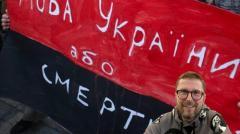 Анатолий Шарий. Волонтерка и русский язык от 28.01.2020