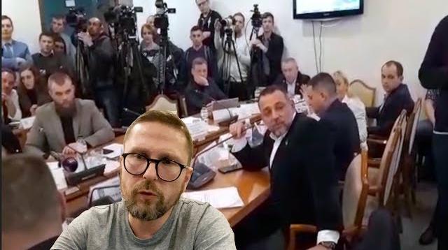 YouTube - Бужанский гоняет Рябошапку