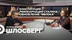 Особое мнение. Лев Шлосберг 05.03.2020