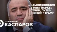 Особое мнение. Гарри Каспаров 18.05.2020
