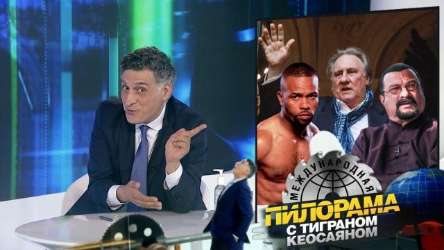 Международная пилорама с Тиграном Кеосаяном 23.05.2020