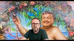 Анатолий Шарий. Петя показал картины от 26.05.2020