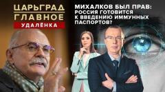 Царьград. Главное. Михалков был прав: Россия готовится к введению иммунных паспортов 13.05.2020