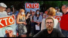 Анатолий Шарий. Как украинцы президенту вопрос задавали от 27.06.2020