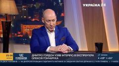 Дмитрий Гордон. Государство Украина должно сделать все для того, чтобы у Соловьева земля под ногами горела от 27.07.2020