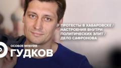 Особое мнение. Дмитрий Гудков от 14.07.2020