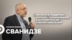 Особое мнение. Николай Сванидзе 17.07.2020