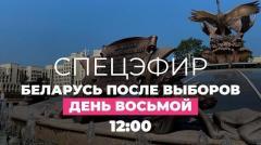 Дождь. Беларусь. Протесты день 8: Митинг в поддержку Лукашенко и марш свободы оппозиции. Спецэфир от 16.08.2020