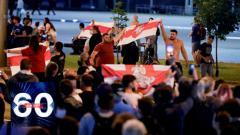 60 минут. Протесты в Минске: За интеграцию с Россией выступает большая часть белорусов от 17.08.2020