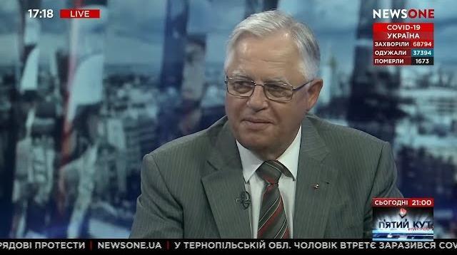 Большой вечер 05.08.2020. Петр Симоненко