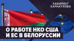 О работе НКО США и ЕС в Белоруссии. Хабаровск: первые выводы. Лабиринт Карнаухова