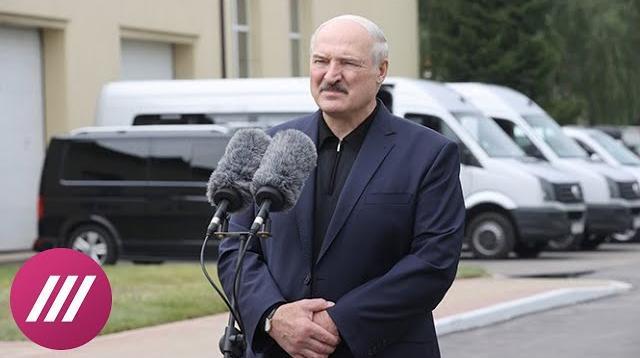 Телеканал Дождь 22.08.2020. Революция идет на спад? Кажется, что Лукашенко все больше укрепляет свои позиции