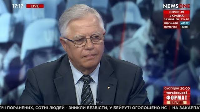 Большой вечер 11.08.2020. Петр Симоненко