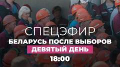Дождь. Беларусь. Протесты, день 9: Лукашенко об изменении Конституции, разговор с бастующими рабочими от 17.08.2020