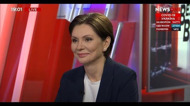 Большой вечер 11.08.2020. Елена Бондаренко