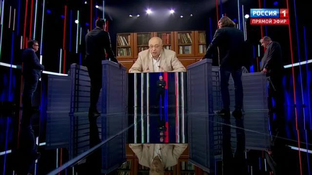 Воскресный вечер с Владимиром Соловьевым 23.08.2020. По ком звонит белорусский колокол