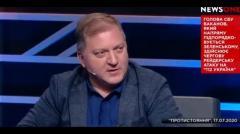 Большой вечер. Олег Волошин от 20.08.2020