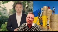 Анатолий Шарий. Правдивые истории про желтое и синее от 24.08.2020