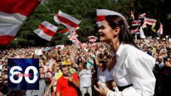 60 минут. Протесты в Белоруссии раскололи общество на свой-чужой от 26.08.2020