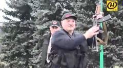 Соловьёв LIVE. Лукашенко с автоматом в бронежилете. Батька принял вызов. Оппозиция разбежалась от 23.08.2020