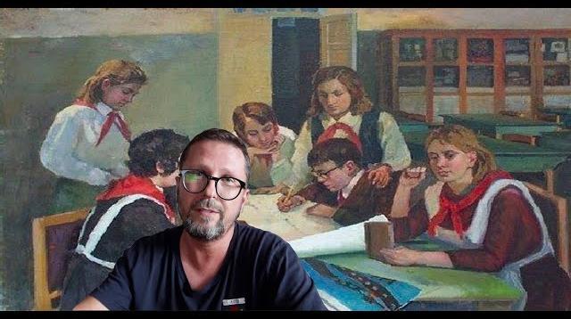Анатолий Шарий 23.09.2020. Почему советская школа была лучшей