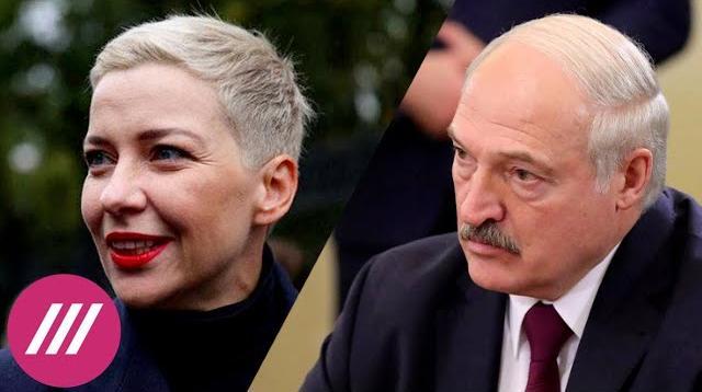 Телеканал Дождь 08.09.2020. Была лидером, стала еще и героем. Аббас Галлямов о том, как Колесникова переиграла Лукашенко