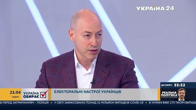 Дмитрий Гордон 26.09.2020. О Марине Порошенко