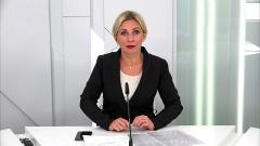 60 минут. Захарова прокомментировала причину отмены визита Лаврова в Берлин 14.09.2020