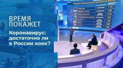 Время покажет. COVID-19: как в России готовятся ко второй волне 29.09.2020