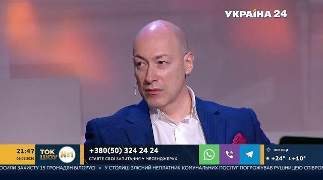 Дмитрий Гордон 13.09.2020. Самая главная беда Украины