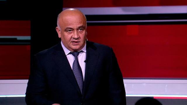 Вечер с Владимиром Соловьевым 29.09.2020. Килинкаров: Карабах – это межгосударственный конфликт. И этим он уникален для СНГ