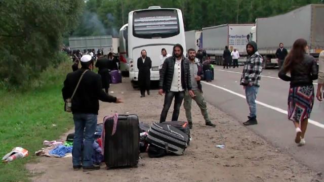 60 минут по горячим следам 17.09.2020. Хасиды на украинской границе собираются стоять до конца