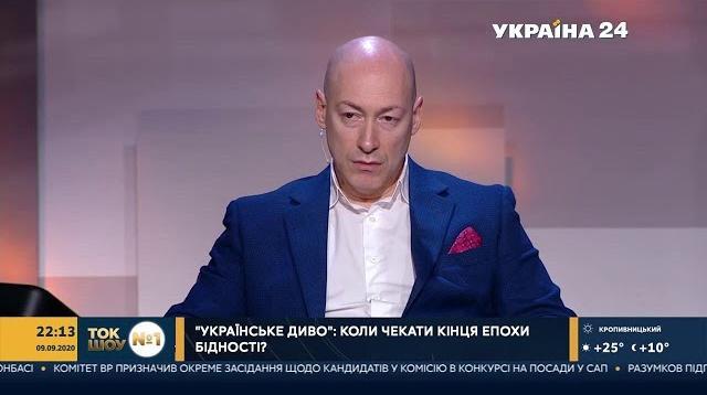 Дмитрий Гордон 11.09.2020. Условия, при которых Украина может отказаться от займов МВФ