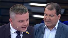 """60 минут. Спор в студии. Владимир Корнилов: """"Украинцы не понимают, что для них это апокалиптический сценарий"""" от 18.09.2020"""