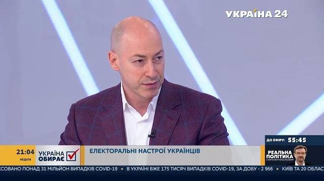 Дмитрий Гордон 24.09.2020. Кличко был много раз обманут и кинут Порошенко