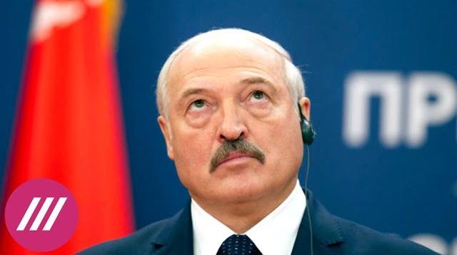Телеканал Дождь 20.09.2020. Любая поездка Лукашенко может закончиться арестом. Цепкало о позиции ЕС по выборам в Беларуси
