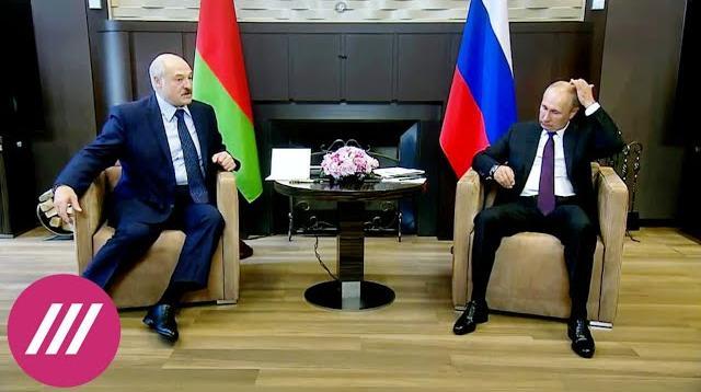 Телеканал Дождь 14.09.2020. «Лукашенко придется уйти». Георгий Бовт о том, что белорусский лидер обсуждает с Путиным