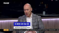 Дмитрий Гордон. Путину не нужно входить в Украину танками – достаточно разрушить государственность изнутри от 22.09.2020