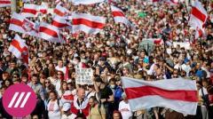 Как силовикам не удалось подавить воскресную акцию в Минске