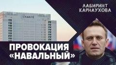 Провокация «Навальный». Белоруссия перед инаугурацией Лукашенко. Лабиринт Карнаухова