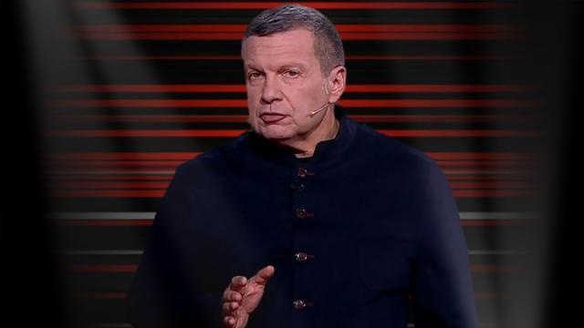 Вечер с Владимиром Соловьевым 29.09.2020. В Нагорном Карабахе началась полномасштабная война
